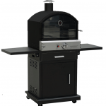 Lifestyle Verona Deluxe Gas Pizza Oven 1