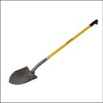 Roughneck 68046 Sharp Edge Round Point Shovel
