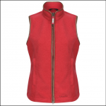 Schoffel Lyndon II Ladies Fleece Gilet Pomegranate 1