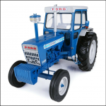 Universal Hobbies Ford 7000 Tractor with Cab 1:16 Scale