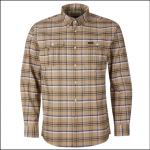 Barbour Barton Coolmax Shirt Stone 1