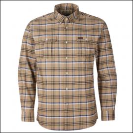 Barbour Barton Coolmax Shirt Stone 1