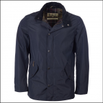 Barbour Spoonbill Waterproof Jacket Navy 1