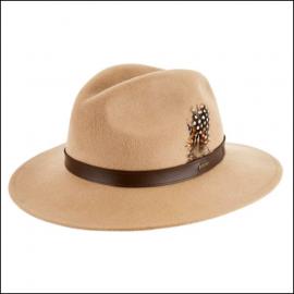 Dubarry Gallagher Ladies Felt Hat Sand