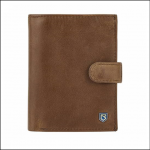 Dubarry Thurles Chestnut Leather Wallet