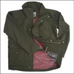 Hoggs of Fife Culloden Waterproof Field Jacket Fern Green 1