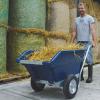 JFC Agri Blue Tipping Wheelbarrow 250L 2