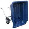 JFC Agri Blue Tipping Wheelbarrow 250L 3