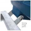 JFC Agri Blue Tipping Wheelbarrow 250L 4