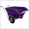 JFC Agri Purple Tipping Wheelbarrow 250L 1