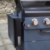 Sahara X350 3+1 Burner Gas Barbecue Smoky Teal 2021 8