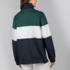 Schoffel Unisex Qtr Zip Navy Rugby Shirt 5