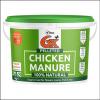 Vitax 6X Pelleted Chicken Manure Organic Fertiliser 8kg 1