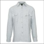 Champion Tattersall Men's Check Shirt Blue 1