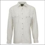 Champion Tattersall Men's Check Shirt Green 1
