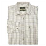 Champion Tattersall Men's Check Shirt Green 1a