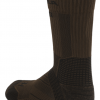 Harkila Anti-Bug Trail Socks Dark Olive 2