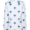 Schoffel Norfolk Ladies Shirt Cornflower Print 2