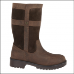 Cabotswood Henley Ladies Country Boot Oak-Chocolate 1
