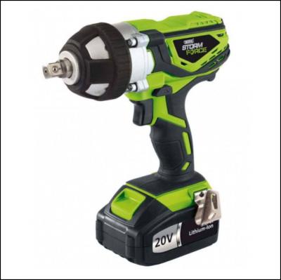 Draper CIW20GSF 20V Cordless Impact Wrench 1