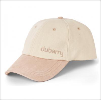 Dubarry Causeway Baseball Cap Stone 1