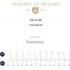 Dubarry Footwear Size Guide
