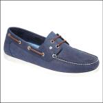 Dubarry Port Moccasin Deck Shoe Denim 1