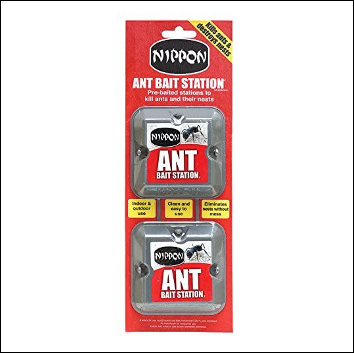 Nippon Ant Bait Station - Twin Pack 1