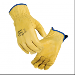Veltuff Driver Unlined Hide Leather Gloves 1