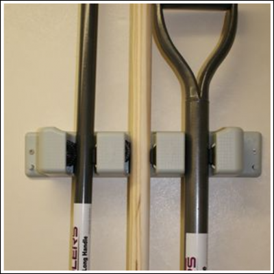 Earlswood Functional Wall Mounted Tool Holder 1