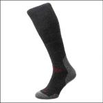 HJ Hall Men's ProTrek Mountain Comfort Top Socks Slate-Grey 1