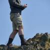 HJ Hall ProTrek Mountain Climb Socks Green-Grass 2