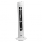 Jegs 29 inch Oscillating White Tower Fan 1