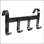 Saddlers Powder Coated Steel Handy Hanger Black