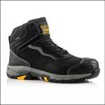 Buckler Tradez Blitz S3 SRC Lightweight Waterproof Safety Lace Boot Black 1