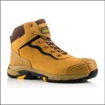 Buckler Tradez Blitz S3 SRC Lightweight Waterproof Safety Lace Boot Honey 1