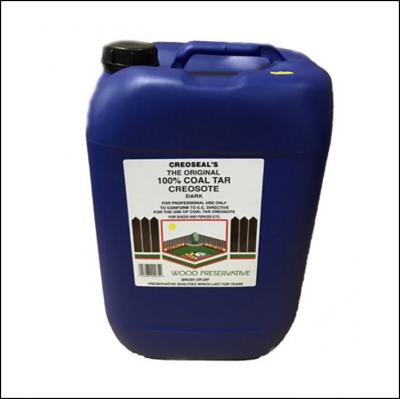 Creoseal Traditional Dark Creosote 25L 1