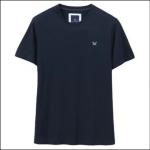 Crew Clothing Classic Crew Neck T-Shirt Navy 1