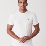Crew Clothing Classic Crew Neck T-Shirt Optic White 1