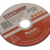 Sealey PTC11510CET 115 x 1.2mm Metal Cutting Discs Pack of 10 2
