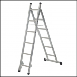 Werner Combination 3 in 1 Professional Ladders 1