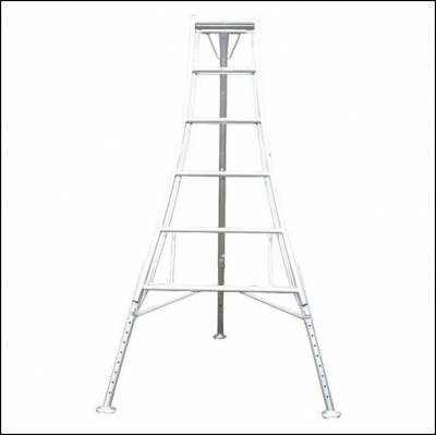 Workware HPM180 6ft Adjustable Legs Tripod Ladder 1