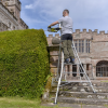 Workware HPM180 6ft Adjustable Legs Tripod Ladder 2