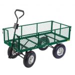 Draper 85634 Heavy Duty Steel Mesh Cart 1