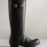 Hunter Men's Original Tall Wellington Boots Black 1