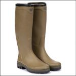 Le Chameau Men's Country Cross Jersey Boots Vert Vierzon 1