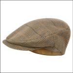 Schoffel Countryman Tweed Cap Arran Tweed 1