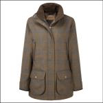 Schoffel Ptarmigan Ladies Tweed Coat Iona Tweed 1