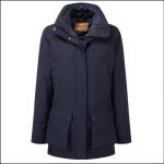Schoffel Uppingham Ladies 3-in-1 Coat True Navy 1