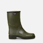 Aigle Bison 2 Men's Short Wellington Boots Kaki 1
